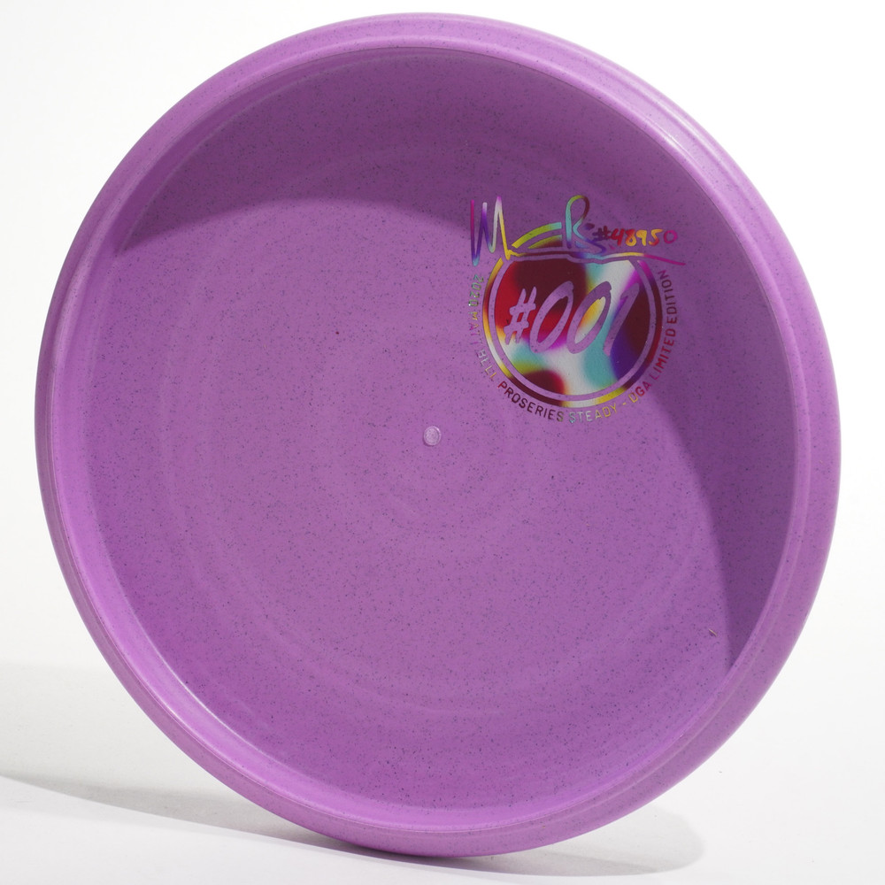DGA Matt Bell ProSeries STEADY Light Purple Bottom View