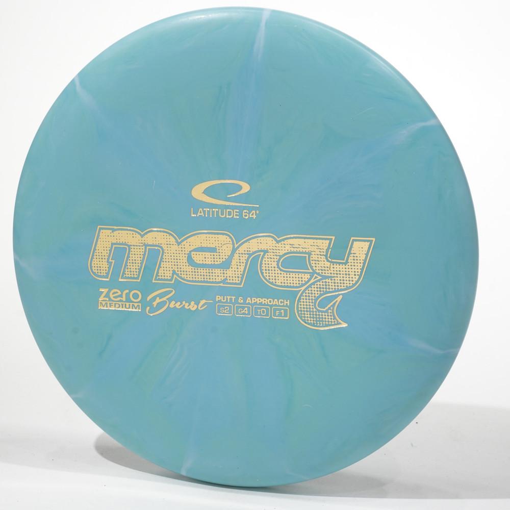 Latitude 64 Mercy (Zero Medium Burst) Blue Top View