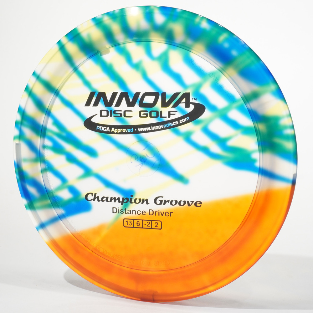 Innova Groove (I-Dyed Champion) *pick one* D Top View