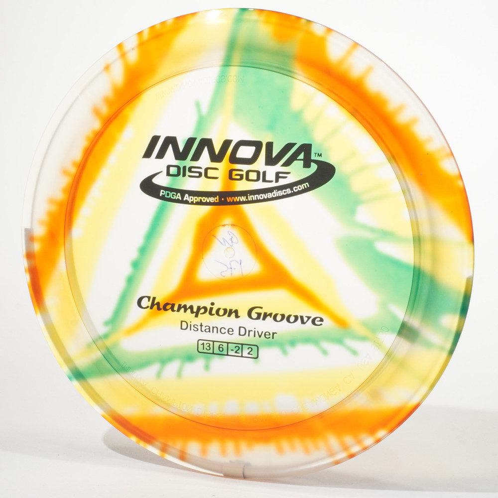 Innova Groove (I-Dyed Champion) *pick one* B Top Voew