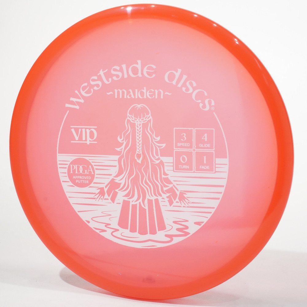 Westside Maiden (VIP) 176g Red Top View