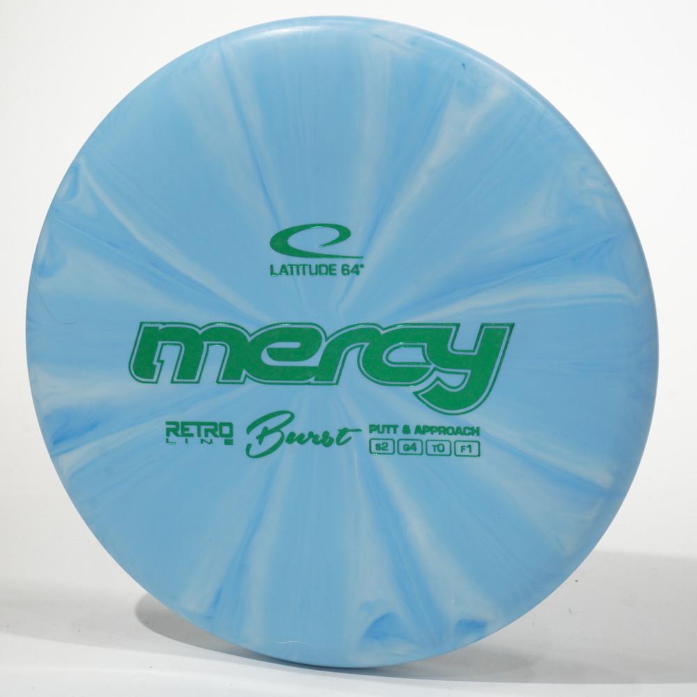 Latitude 64 Mercy (Retro Burst) Blue Top View