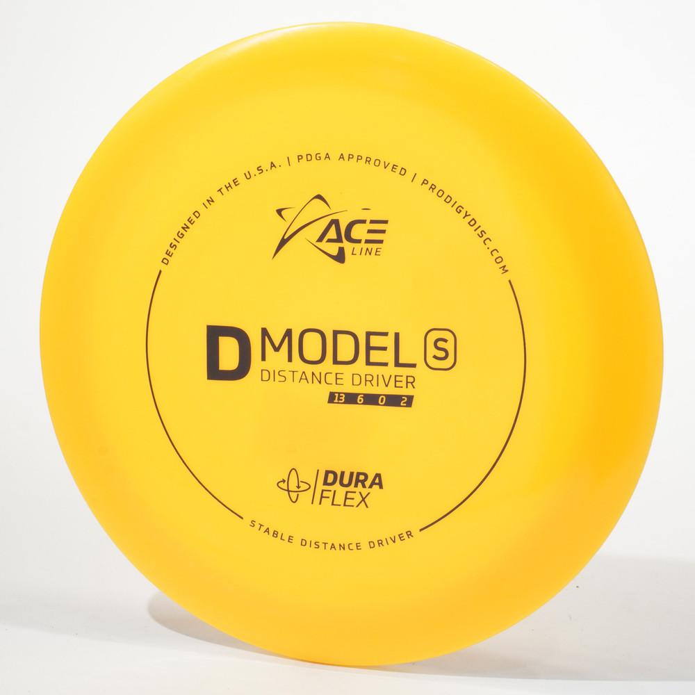 Prodigy Ace Line D Model S (DuraFlex) Yellow Top View