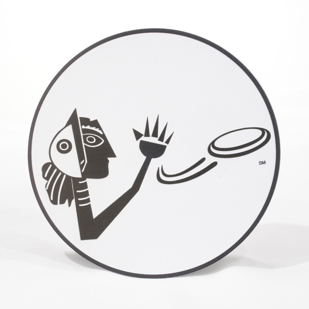 Picasso round magnet