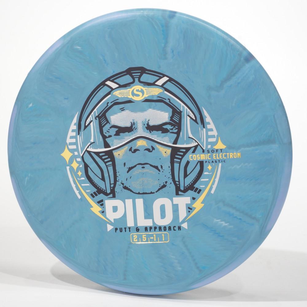 Streamline Pilot (Cosmic Soft Electron)