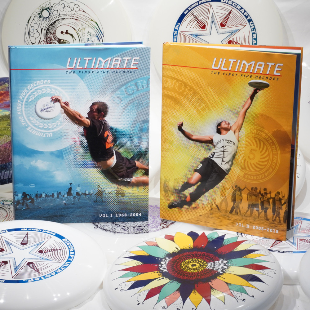 Ultimate - The First Five Decades, Volume 1 and 2 and an assortment of UltraStar discs