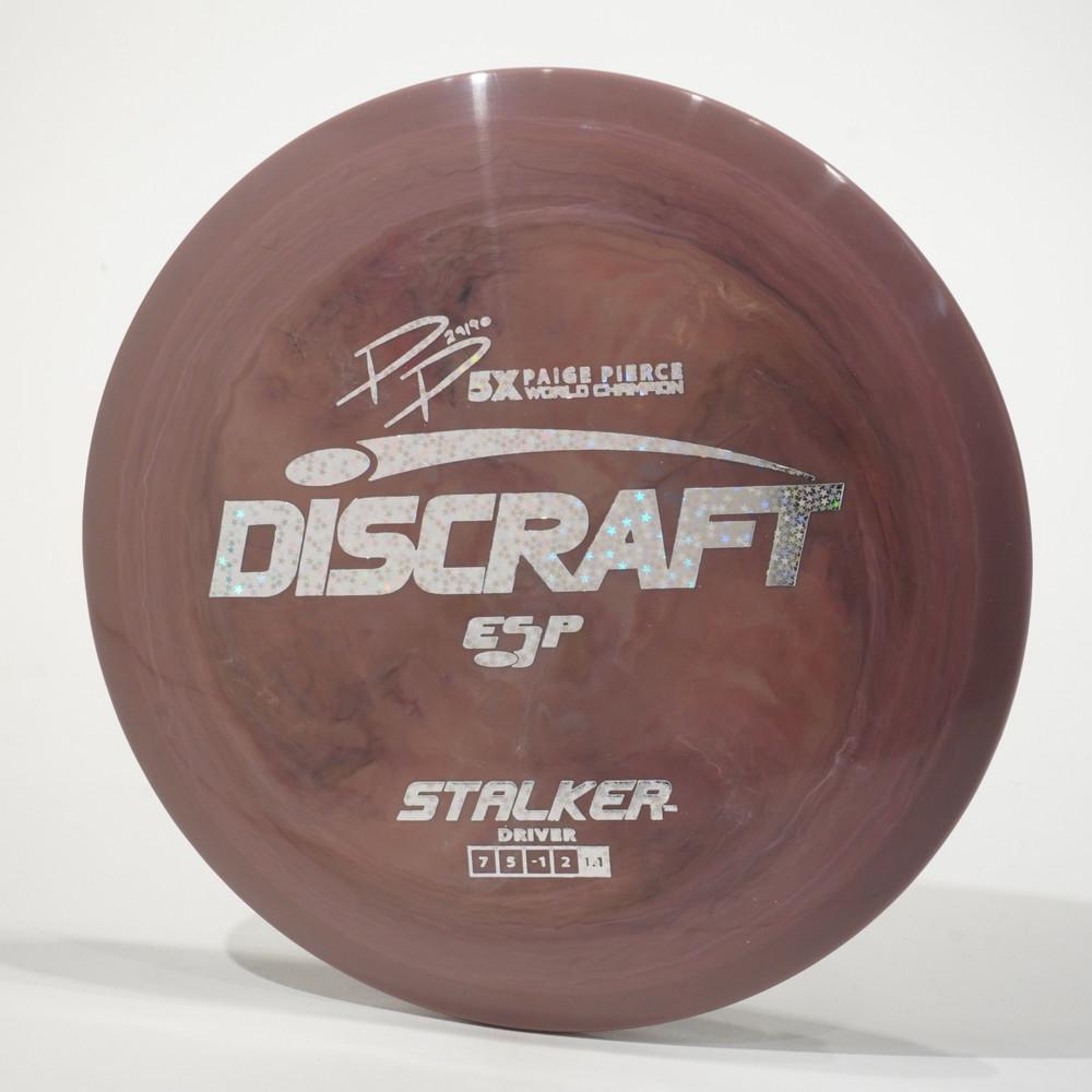 Discraft Stalker (ESP) Paige Pierce 5x Stock Model
