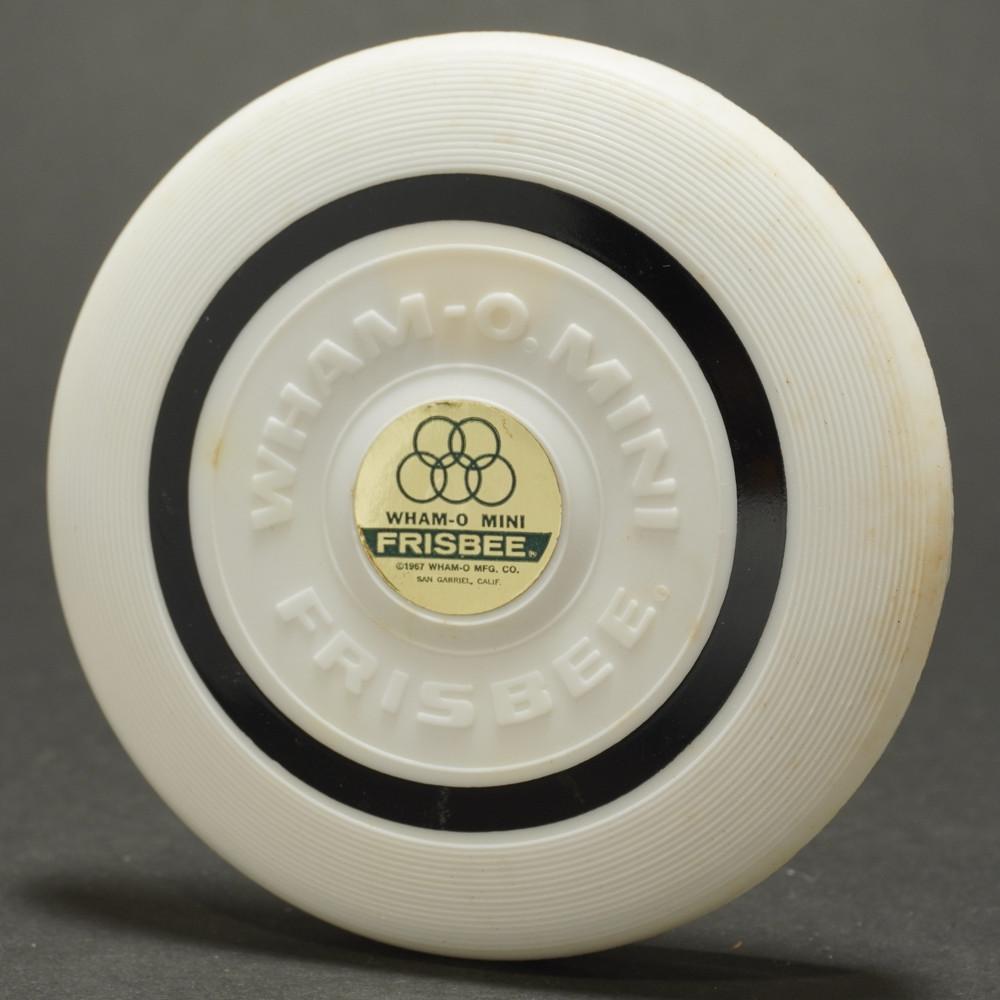 Master Mini Olympic Rings 2 over 3 White #2