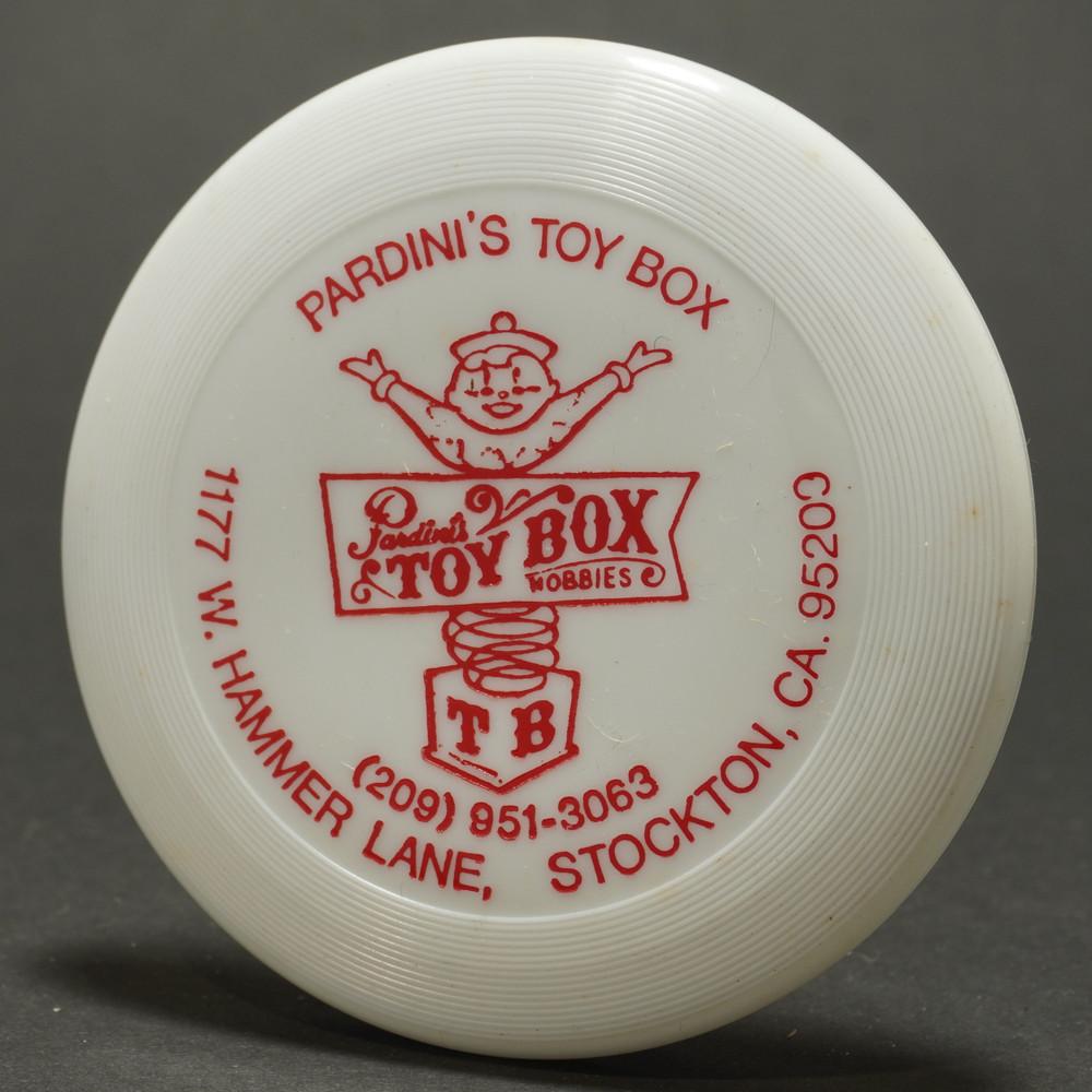 GSC Wham-O Calling Card & Promo Mini - Pardini's Toy Box