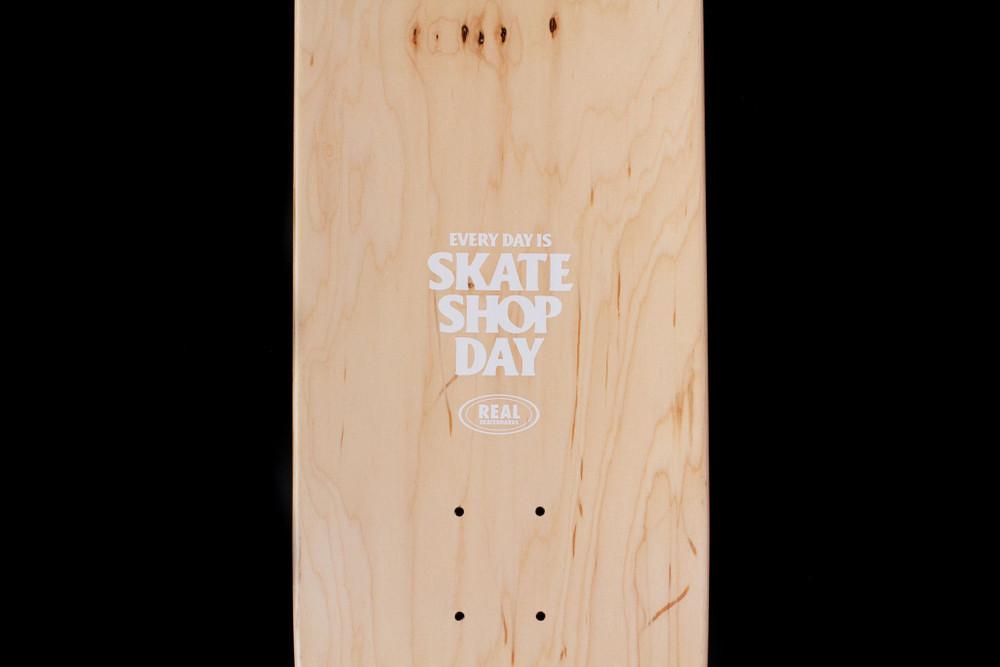 Real Local Skate Shop Decks