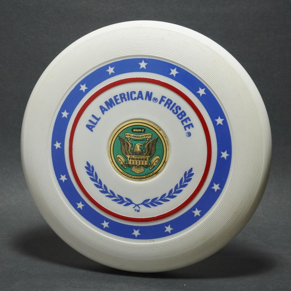 Classic Wham-O Pro Model All American 20 Mold w/ Label