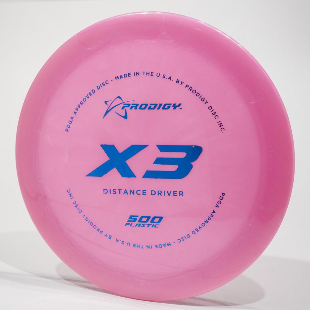 Prodigy X3 (500 Series)