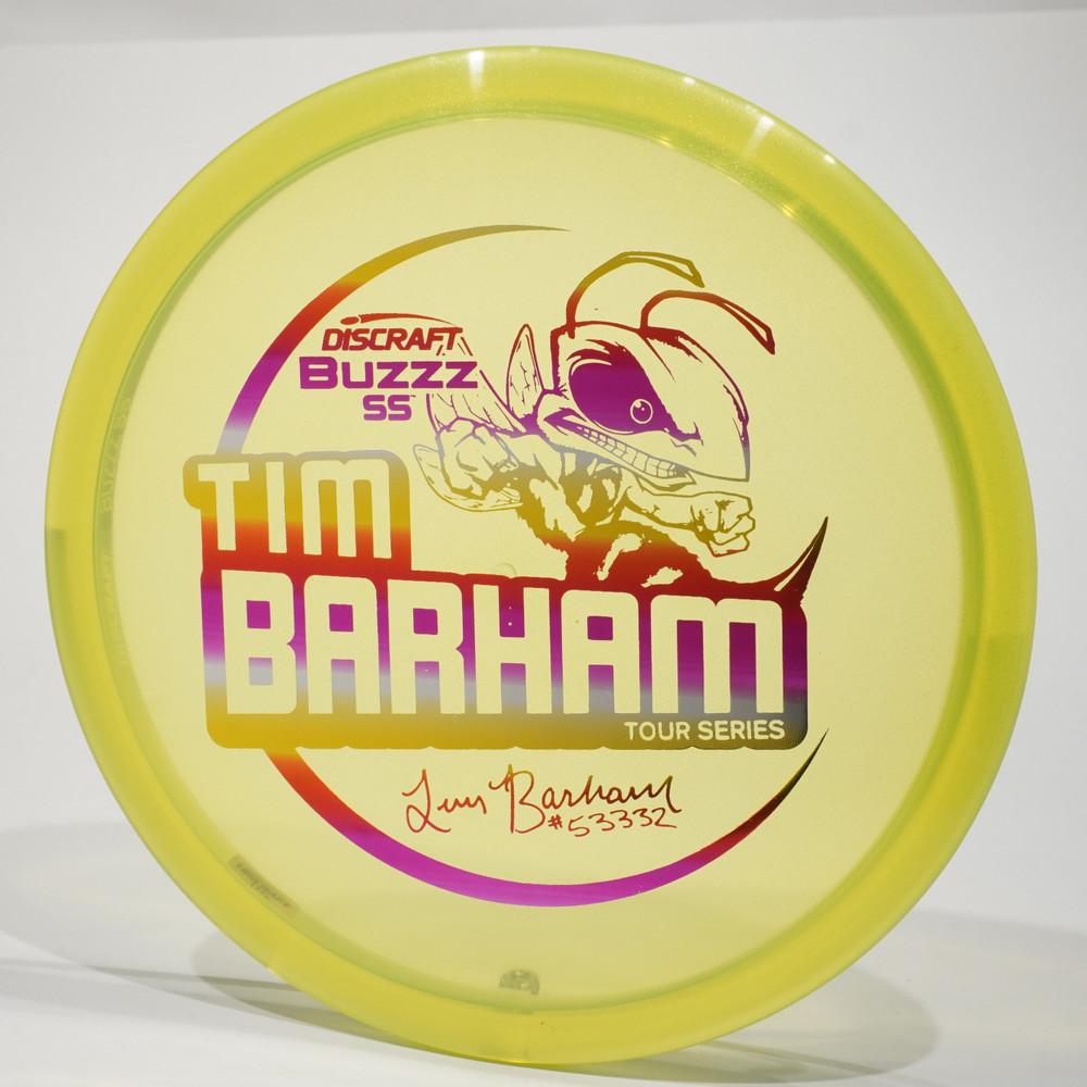 Discraft Buzzz SS (Metallic Z Line) - Barham Tour Series