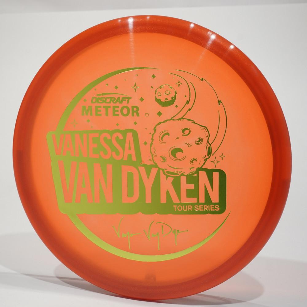 Discraft Meteor (Metallic Z Line) - Van Dyken Tour Series