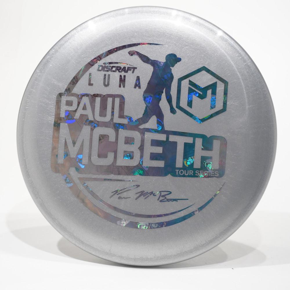 Discraft Luna (Metallic Z Line) - McBeth Tour Series