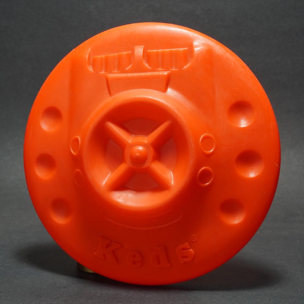 Keds Flying DIsc in orange