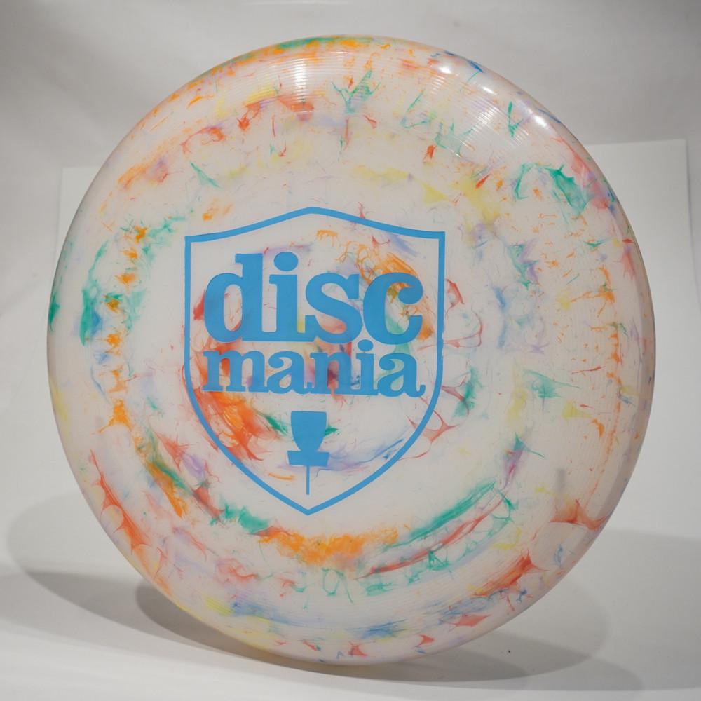 Wham-O Reflyer Frisbee - Discmania Shield Stamp
