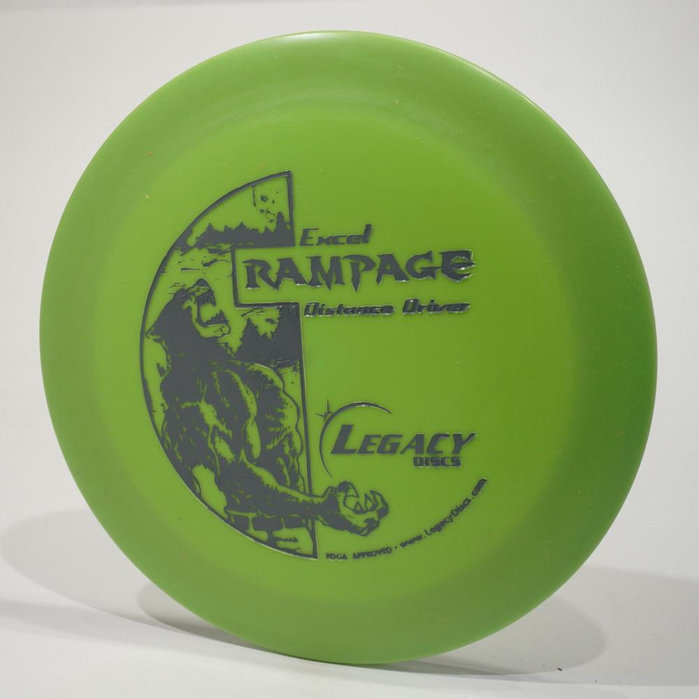 Legacy Rampage (Excel)