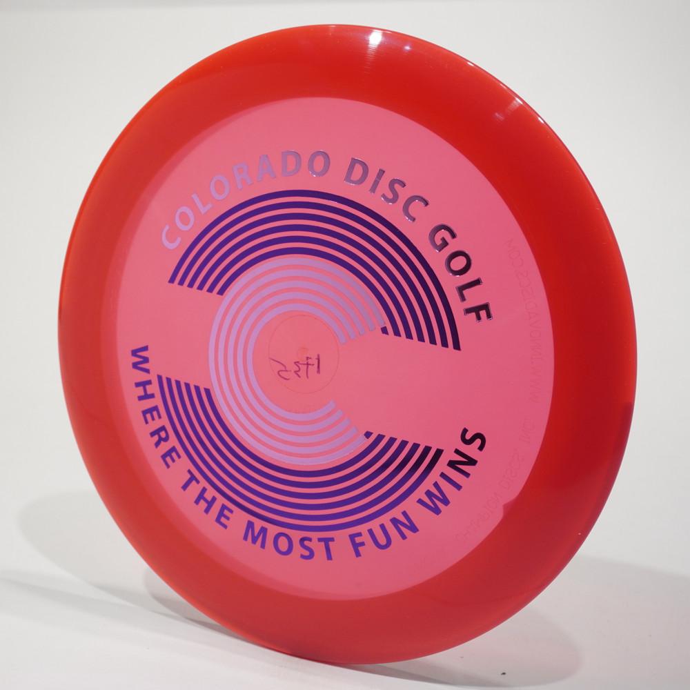 Innova Daedalus (Champion) - Colorado Disc Golf Stamp