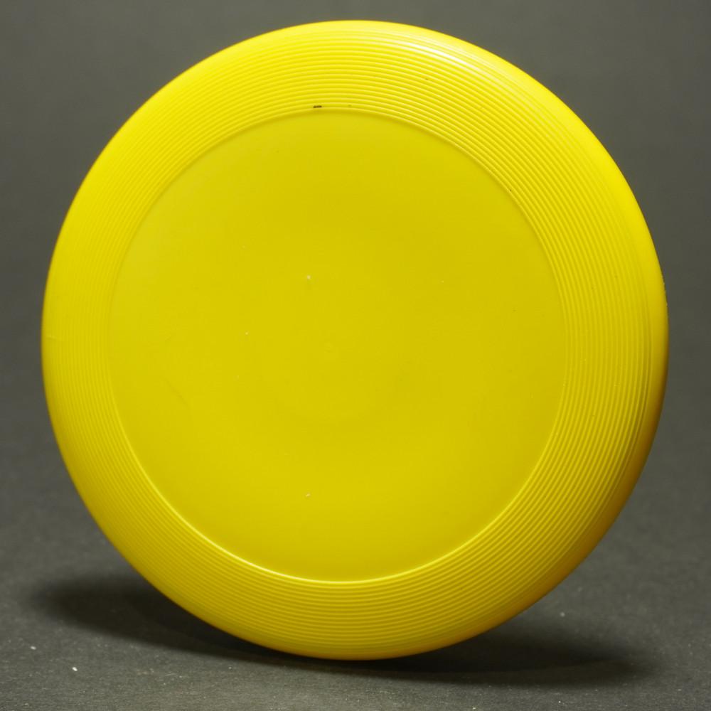 Licensed Wham-O Mini Frisbee  - Yellow Blank
