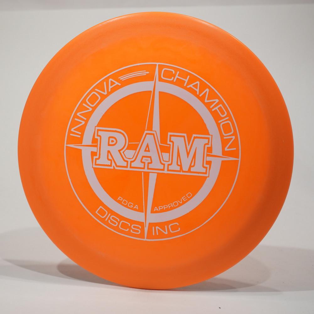 Innova Ram (DX) Circle Stamp