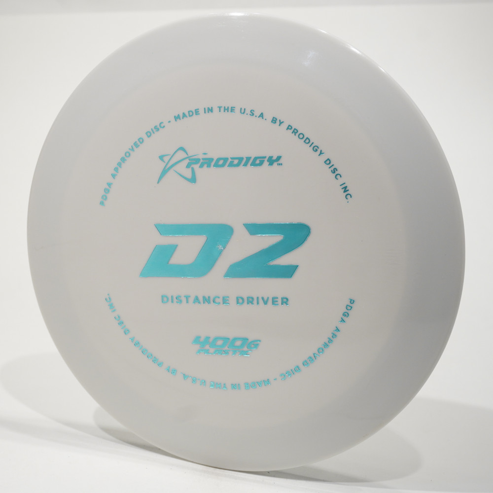 Prodigy D2 (400G Plastic)