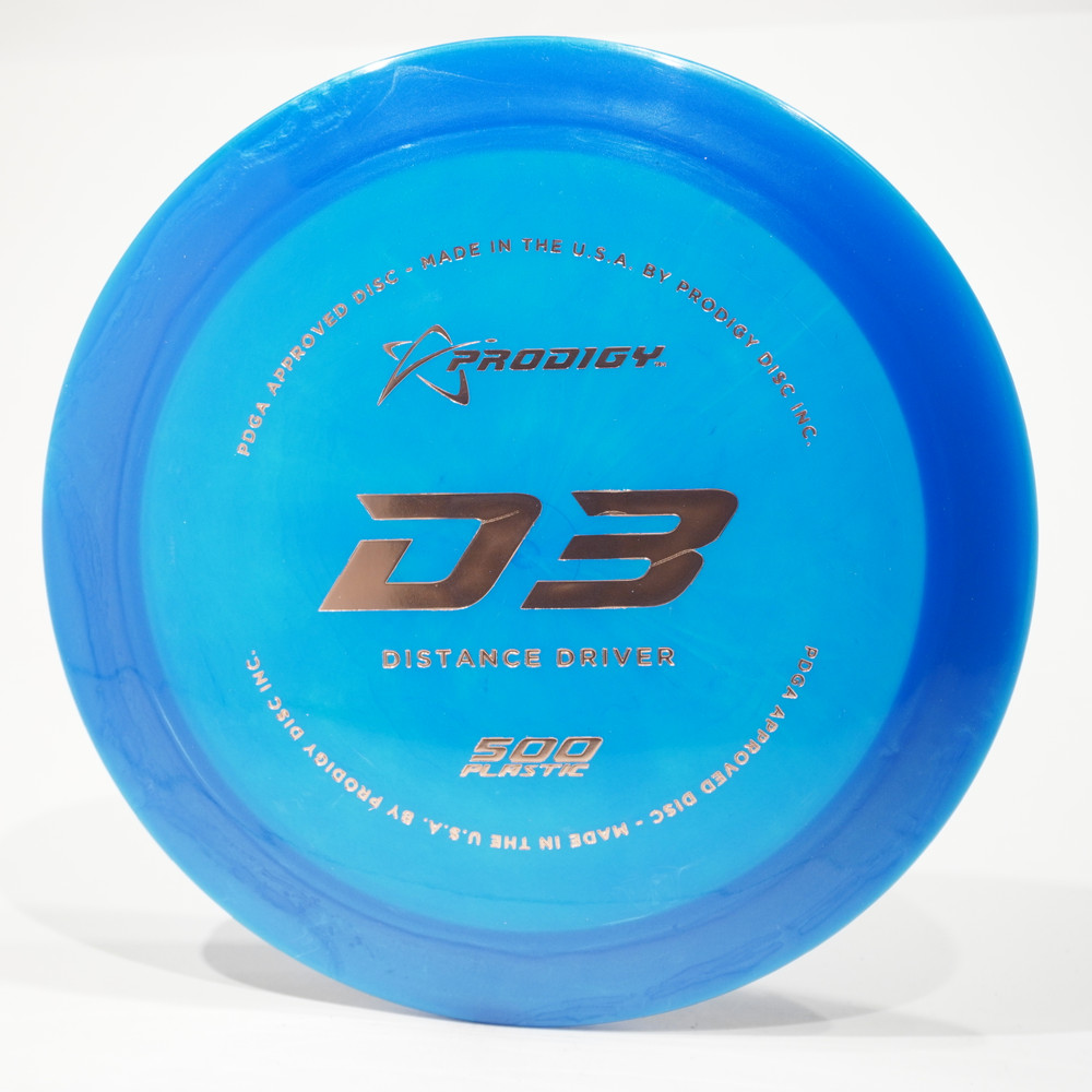 Prodigy D3 (500 Plastic)
