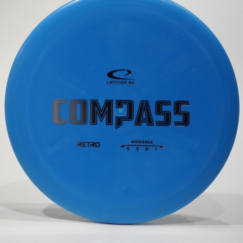Latitude 64 Compass (Retro)