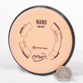 MVP Nano Mini (Neutron) Light Pink Top View