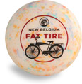 Wham-O RECYCLED FRISBEE - FAT TIRE LOGO Reflyer Flying Disc