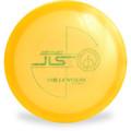 Millenium Q JLS Disc Golf Driver Orange Top View