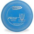 Innova DX WEDGE Approach Disc Golf Disc Blue Top View
