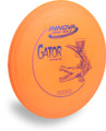 Innova DX GATOR Overstable Mid-Range Golf Disc - angled front view