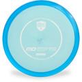 Discmania C-LINE MD Mid-Range Golf Disc Blue Front View