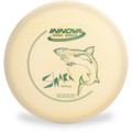 Innova DX SHARK Mid-Range Golf Disc White Top View