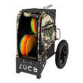 ZUCA ALL TERRAIN DISC GOLF CART - Camo/Black Frame