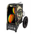 ZUCA ALL TERRAIN DISC GOLF CART - Camo/Black Frame