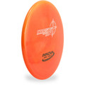 Innova STAR GATOR Disc Golf Mid-Range Driver Angled Top View Orange