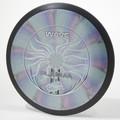 MVP Wave (Plasma) Purple Gray Swirl Top View