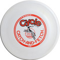 WHAM-O FASTBACK FRISBEE FB19 CYCLE CATCH & FETCH FB19