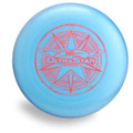 DISCRAFT SOFT ULTRA STAR ULTIMATE DISC - FLEXIBLE, EASY TO CATCH FRISBEE - Blue Sparkle