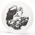 Discraft Big Z Vulture White Top View