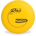 Innova KC PRO ROC Disc Golf Approach Disc - front view yellow with black stamp