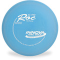 Innova KC PRO ROC Disc Golf Approach Disc - front view blue with white stamp