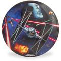 Discraft FULL FOIL STAR WARS BUZZZ - Death Star Scene Plain Prism Foil