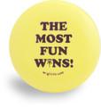 Innova Aero mini - custom The Most Fun Wins design