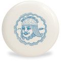 WHAM-O 100 MOLD FRISBEE - CUSTOM FPA 2019 DESIGN white