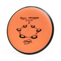 MVP ELECTRON FIRM ANODE PUTTER AND APPROACH GOLF DISC - orange front view