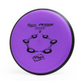 MVP ELECTRON FIRM ANODE PUTTER AND APPROACH GOLF DISC - purple front view