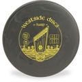 Westside Discs BT HARD HARP Disc Golf Putter - front view black